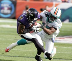 Baltimore Ravens vs Miami Dolphins