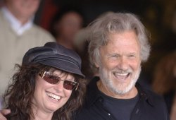 KRISTOFFERSON AND JENNINGS INDUCTED INTO ROCKWALK