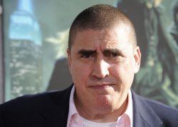 """Cast member Alfred Molina attends a benefit screening of the film """"The Sorcerer's Apprentice"""" in Burbank, California"""