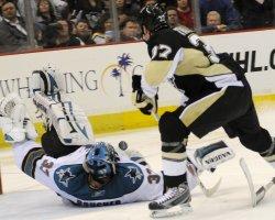 San Jose Sharks vs Pittsburgh Penguins in Pittsburgh