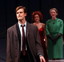 """PETER KRAUSE DEBUTES ON BROADWAY IN ARTHUR MILLER PLAY """"AFTER THE FALL"""""""