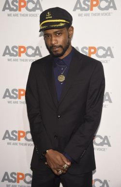Keith Stanfield attends the ASPCA Los Angeles Benefit in Los Angeles, California
