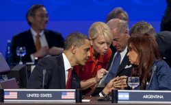 President Obama Hosts The Nuclear Security Summit In Washington