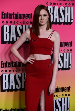Karen Gillan attends Entertainment Weekly's Comic-Con Bash in San Diego