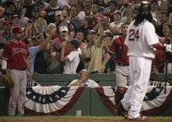 Los Angeles Angels vs Boston Red Sox MLB Playoffs