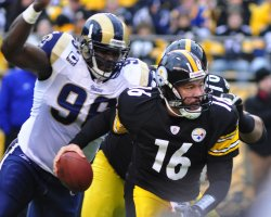 Steelers Charlie Batch Starts as QB in Pittsburgh