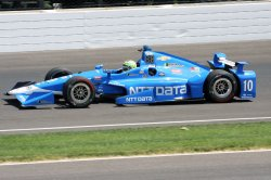 Kannan fastest in Carb day practice for 100th Indy 500