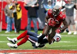 NFL FOOTBALL - TAMPA BAY BUCCANEERS VS. HOUSTON TEXANS