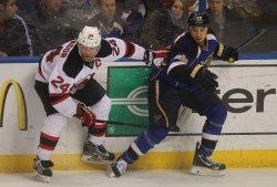 New Jersey Devils vs St. Louis Blues