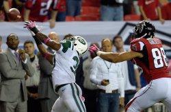 The Atlanta Falcons vs. New York Jets