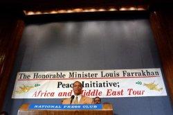 Farrakhan to head Middle East peace initiative