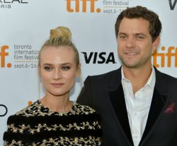 Joshua Jackson and Diane Kruger attend 'Inescapable' world premiere at the Toronto International Film Festival