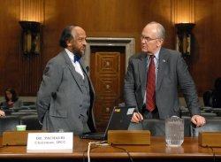 UN's Rajenda Pachauri testifies on global warming in Washington