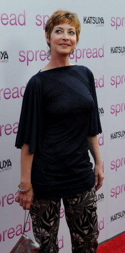 "Sharon Lawrence attends a screening of the film ""Spread"" in Los Angeles"