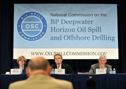 Ret. Adm. Thad Allen testifies on the Gulf oil spill response in Washington