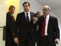 Senate Intelligence Committee holds closed meeting