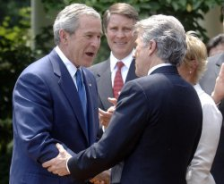 PRESIDENT BUSH SIGNS HR 4472 ADAM WALSH CHILD PROTECTION AND SAFETY ACT OF 2005