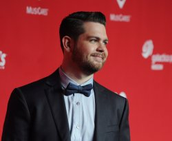 Jack Osbourne arrives at 2013 MusiCares Person of the Year gala in Los Angeles
