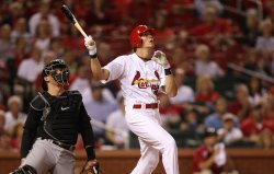 Cardinals Rasmus home run