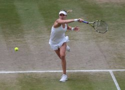Womens Final at the 2014 Wimbledon Championships in London