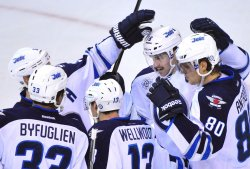 Jets' Andrew Ladd scores in Washington