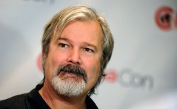 Gore Verbinski arrives at the 2013 CinemaCon in Las Vegas