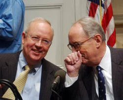 KENNETH STARR SPEAKS AT THE WASHINGTON LEGAL FOUNDATION