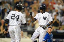 Yankees vs Blue Jays at Yankees Stadium