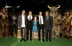 """The Chronicles of Narnia: Prince Caspian"" Japan Premiere"