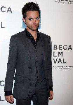 """Thomas Dekker arrives for the Tribeca Film Festival Premiere of """"Angels Crest"""" in New York"""
