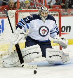 Winnipeg Jets VS. Washington Capitals in Washington