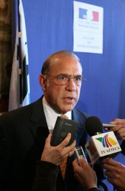 PARIS: OECD MINISTERIAL MEETING