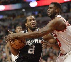 San Antonio Spurs vs. Chicago Bulls