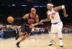 Knicks vs Bulls at Madison Square Garden
