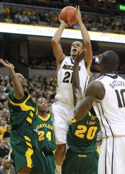 Baylor Bears vs Missouri Tigers