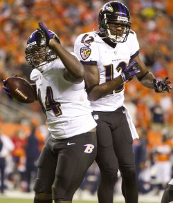 The Denver Broncos host the Baltimore Ravens to begin the 2013 NFL season in Denver