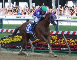 139th Preakness Stakes in Baltimore, Maryland