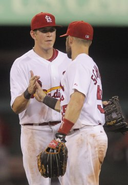 St. Louis Cardinals trade centerfielder Colby Rasmus
