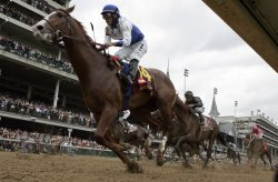 Shackleford Leads Field in Kentucky Derby