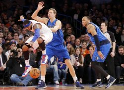 New York Knicks vs Dallas Mavericks