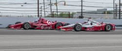Indianapolis 500 at the Indianapolis Motor Speedway