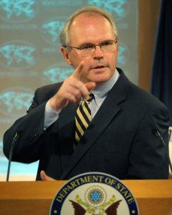 US Ambassador to Iraq discusses Iraq situation in Washington
