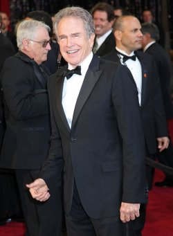 Warren Beatty arrives for the 83rd annual Academy Awards in Hollywood