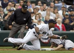 Detroit Tigers vs Seattle Mariners in Seattle