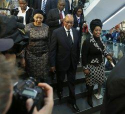 Nelson Mandela Memorial Service in Johannesburg