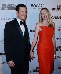 American Cinematheque honors Matthew McConaughey in Beverly Hills, California