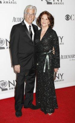 Linda Lavin arrives for the 2012 Tony Awards in New York