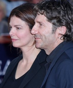 Tripplehorn and Orser arrive at American Film Festival in Deauville