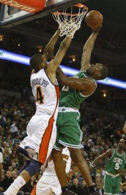 Golden State Warriors vs Boston Celtics in Oakland, California