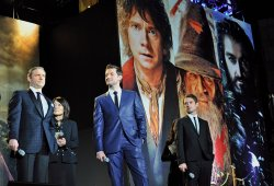 """The Hobbit: An Unexpected Journey"" Premiere in Tokyo"